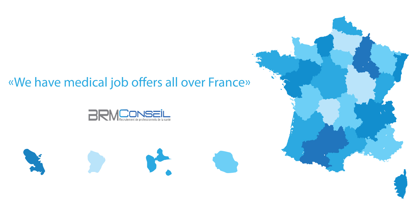 BRM Conseil is present throughout France and French overseas departments and territories.