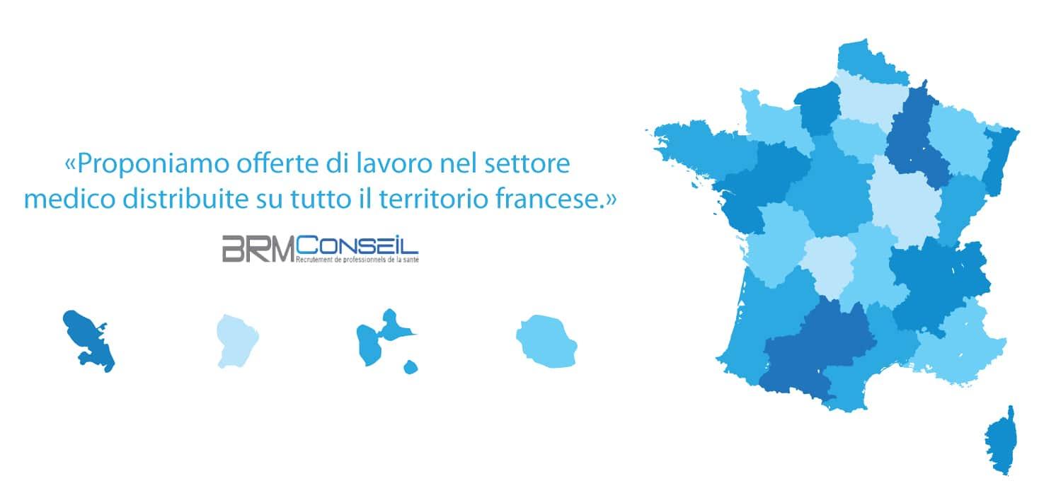 BRM Conseil è presente in tutta la Francia e nei dipartimenti e territori francesi d'oltremare