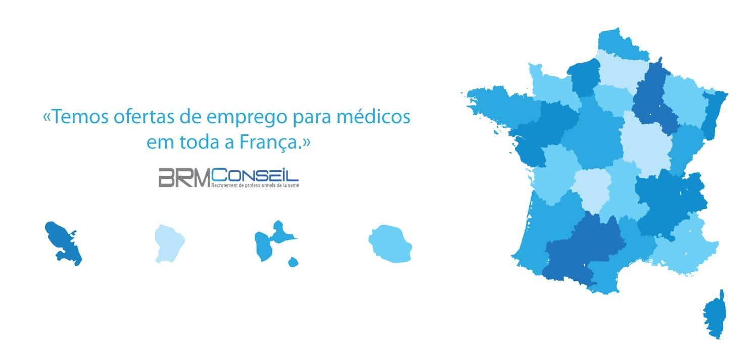 A BRM Conseil está presente em toda a França e nos departamentos e territórios ultramarinos franceses